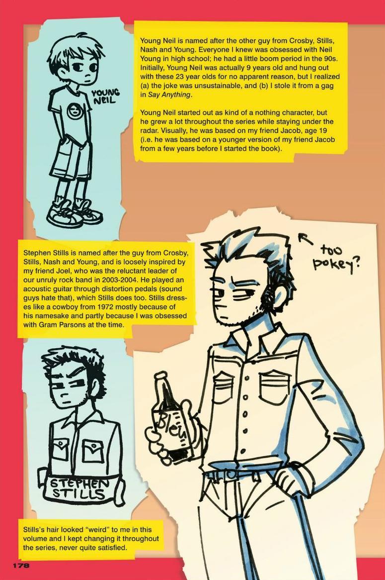 Read online Scott Pilgrim comic -  Issue #1 - 159