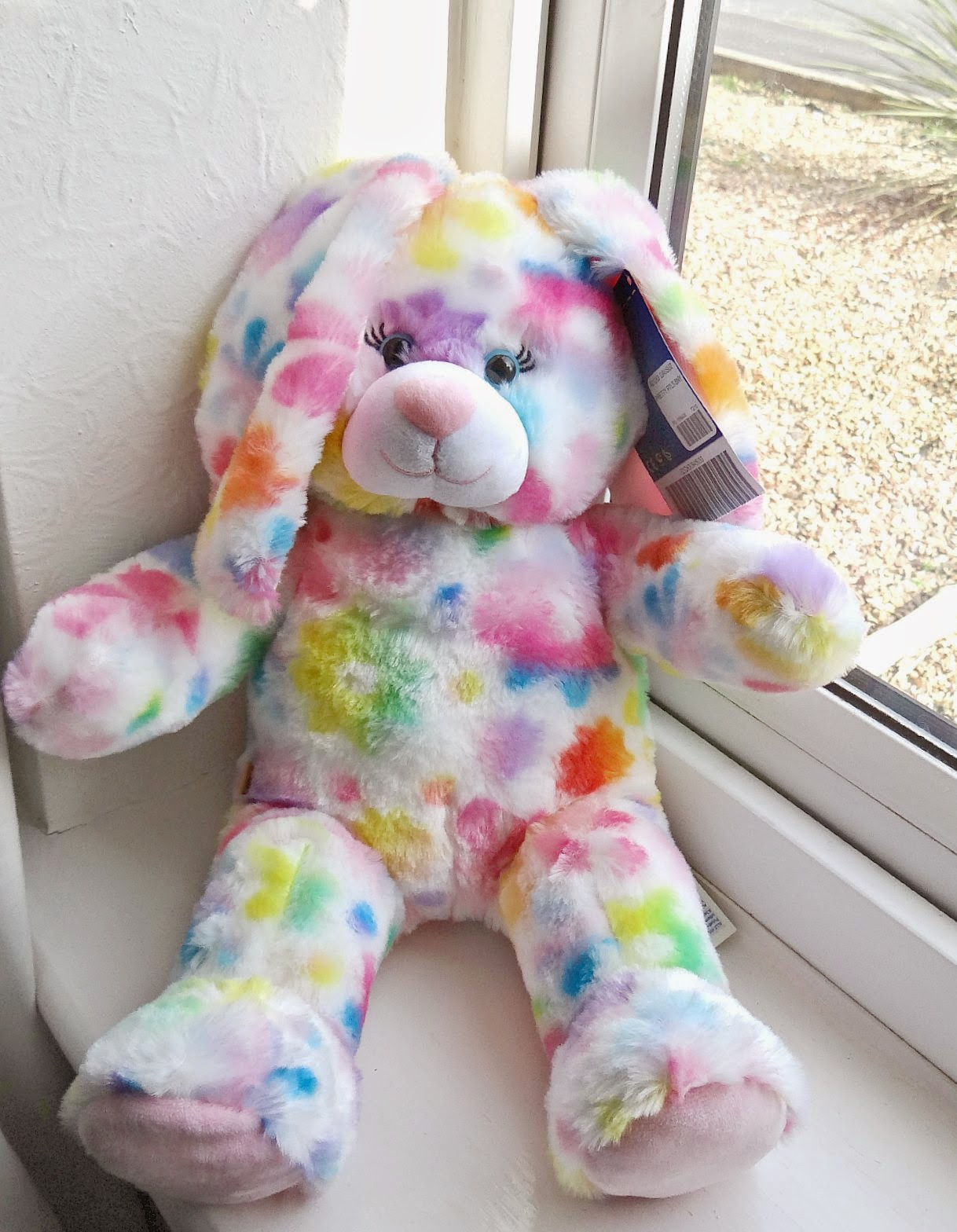 Build-a-Bear Rabbit, Make Your Own Easter Bunny, Easter Rabbit Plush
