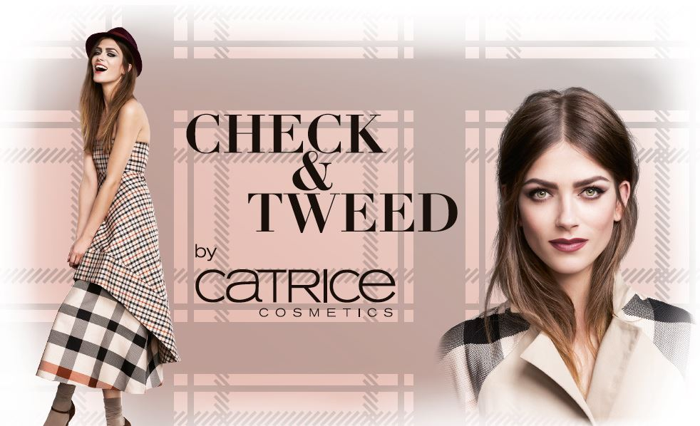 Catrice Check and Tweed Limitierte Edition Cover