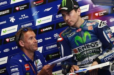 Zeelenberg Dapat Memuluskan Misi Terakhir Lorenzo di Yamaha