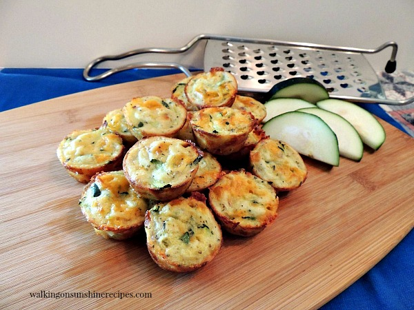 How to Make Easy Zucchini Puffs