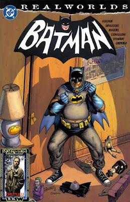 batman realworlds