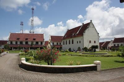 Fort Rotterdam, Makassar
