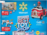 Walmart Best Toy shop catalog November 2 - December 24, 2018
