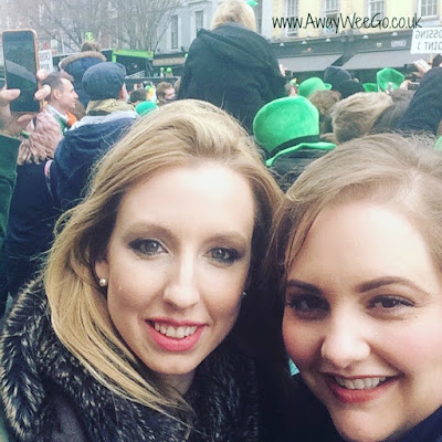 St. Paddy's Day, Parade, Dublin @AwayWeeGo