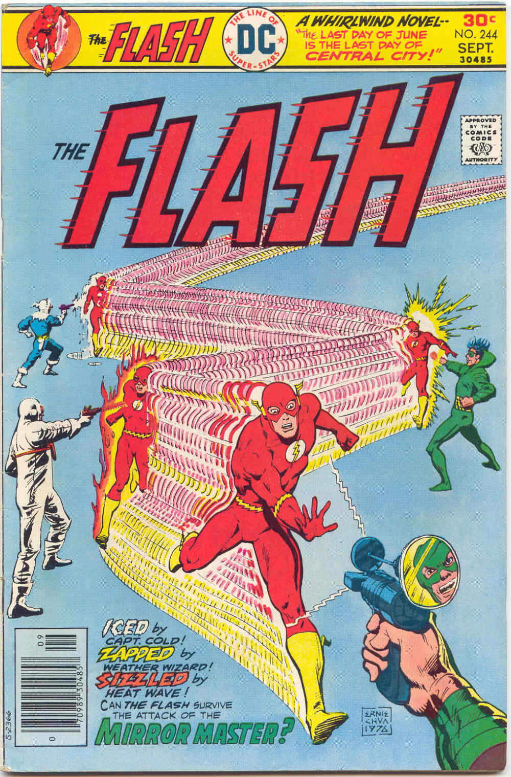 The Flash (1959) 244 Page 1