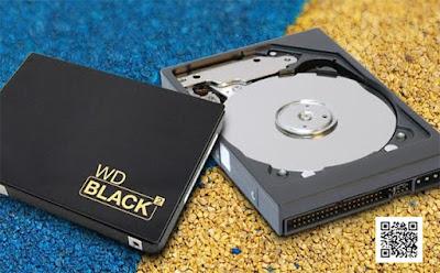 الفرق بين انواع الهارد ديسك  hard disk المختلفه والوانهم وكيفية الاختيار بينهما