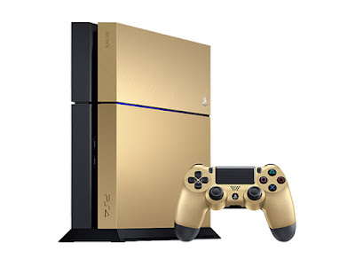 PS4 Taco Bell Gold Limited Edition