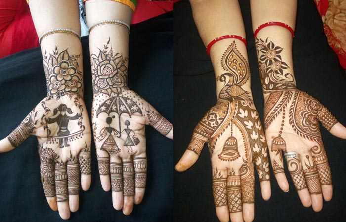 Indian Wedding Mehndi Designs