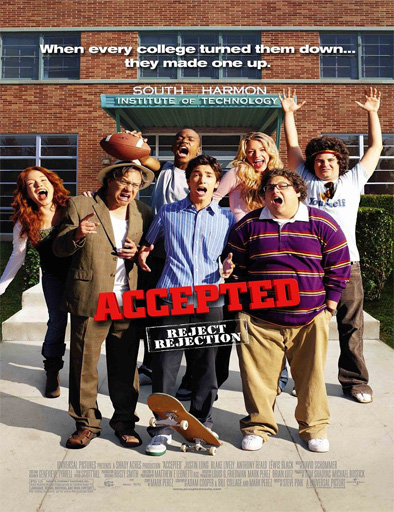 Ver Admitido (Accepted) (2006) Online