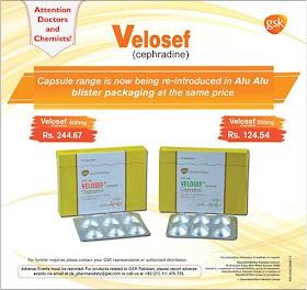 Velosef (Cephradine)