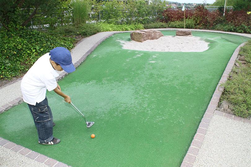 Playmobil Funpark Golf Kids
