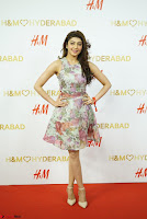 Pranitha Subash in lovely Flower Print Sleeveless Short dress ~  Exclusive 021.JPG