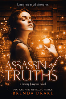Assassin of Truth by Brenda Drake