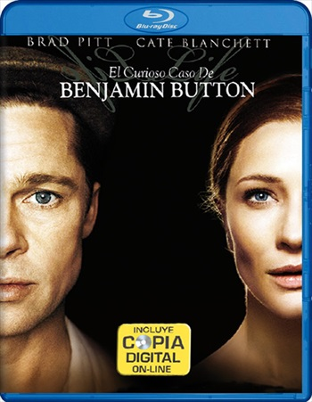 The Curious Case Of Benjamin Button 2008 Dual Hindi + Eng 720p Bluray