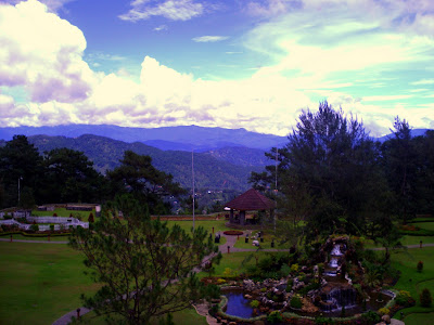 Come and explore Baguio city, Philippines