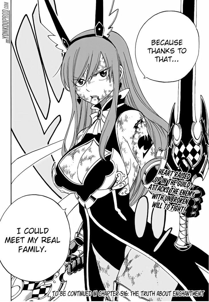 Fairy Tail - Chapter 525