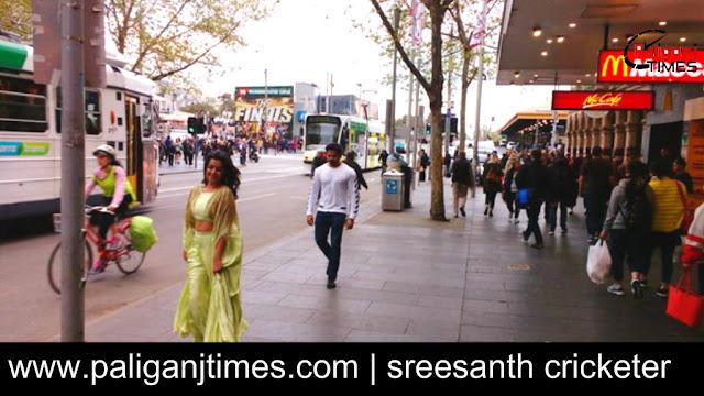 श्रीसंथ मलयाली फिल्म TEAM 5 में हीरो बने नजर आएंगे