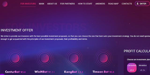 [SCAM] Мошеннический сайт trade-bot.world (support@trade-bot.world) - Отзывы, платит или лохотрон?