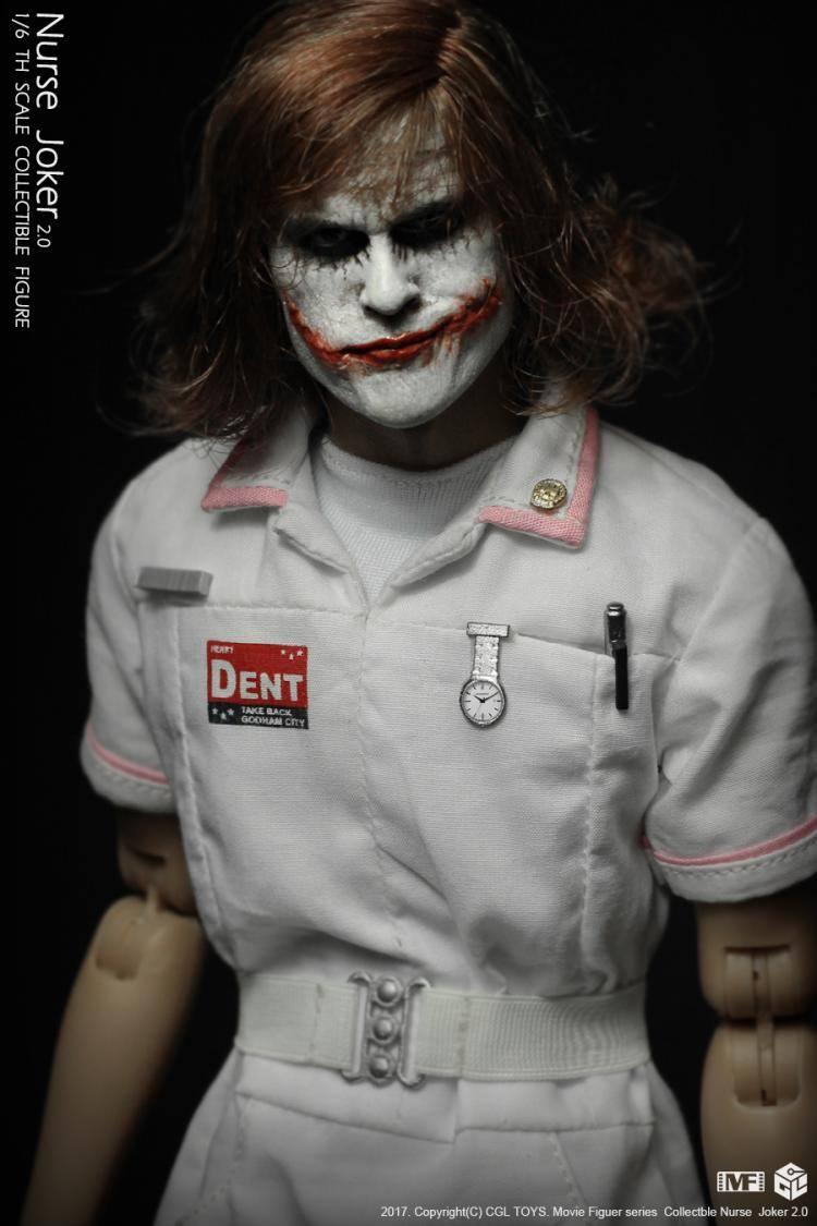 nurse joker - The Dark Knight Photo (10372108) - Fanpop