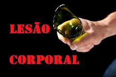 AUXILIAR DE LIMPEZA SOFRE LESÃO CORPORAL A GARGALHO DE GARRAFA NA RUA DAS PEDREIRAS EM ACOPIARA-CE