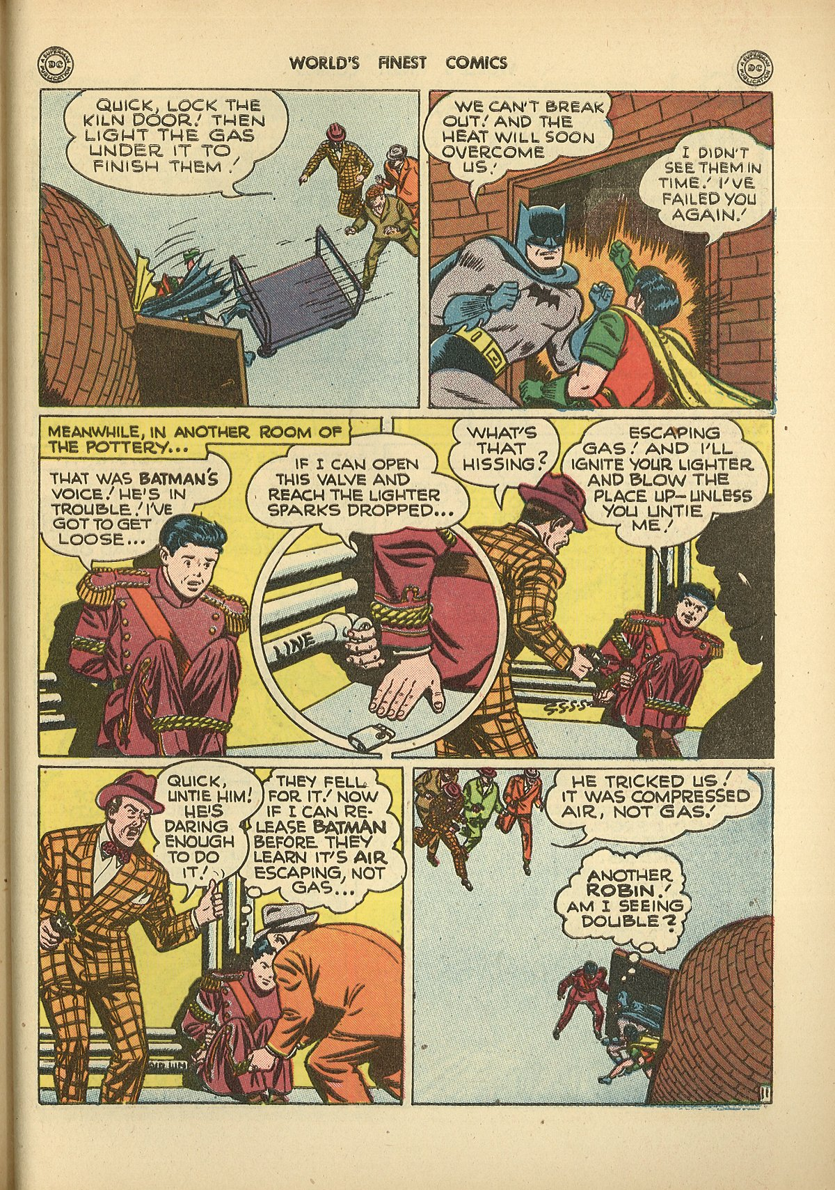 Read online World's Finest Comics comic -  Issue #26 - 71