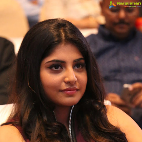 Manjima Mohan latest photos from Sahasam Swasaga Sagipo Audio Launch