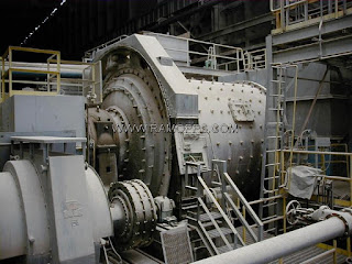 12ft x 14ft Marcy Ball Mill