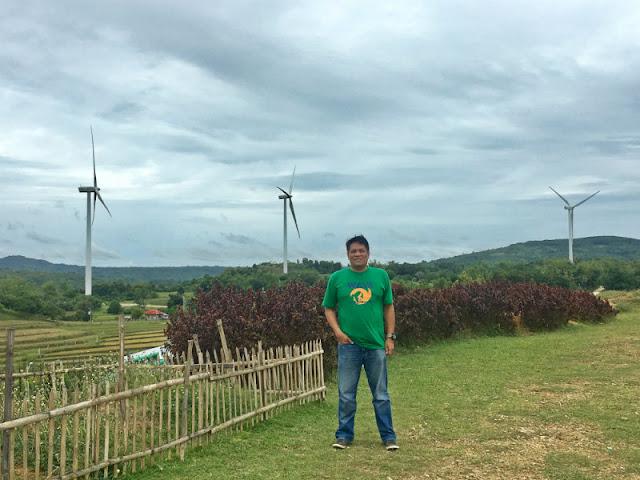 San Lorenzo Windmills in San Lorenzo, Guimaras