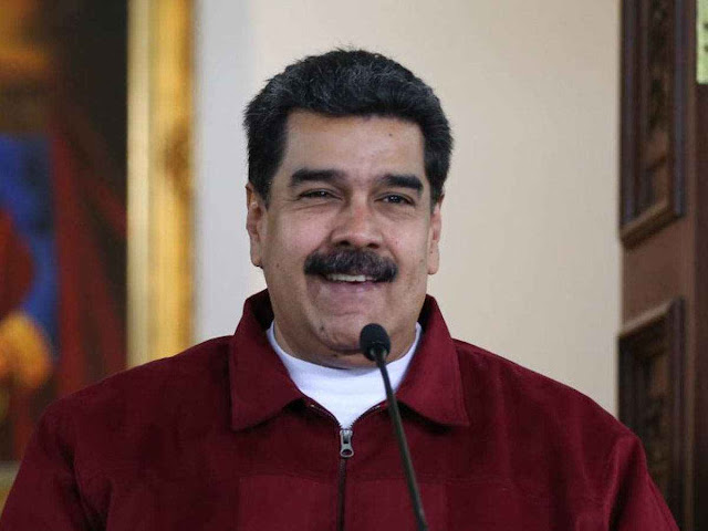 Nicolas Maduro accuses Chile, Colombia, Mexico of helping drone attack