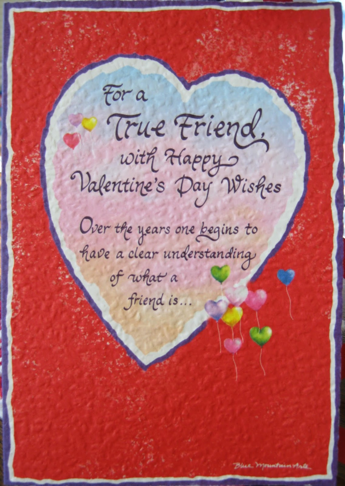 funny valentine messages for friends
