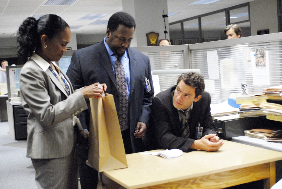 The Wire - Season 5 Episode 10 : -30-