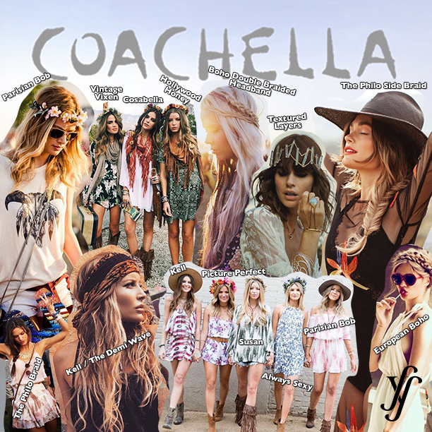 Get a Forever Young Wig for the Coachella