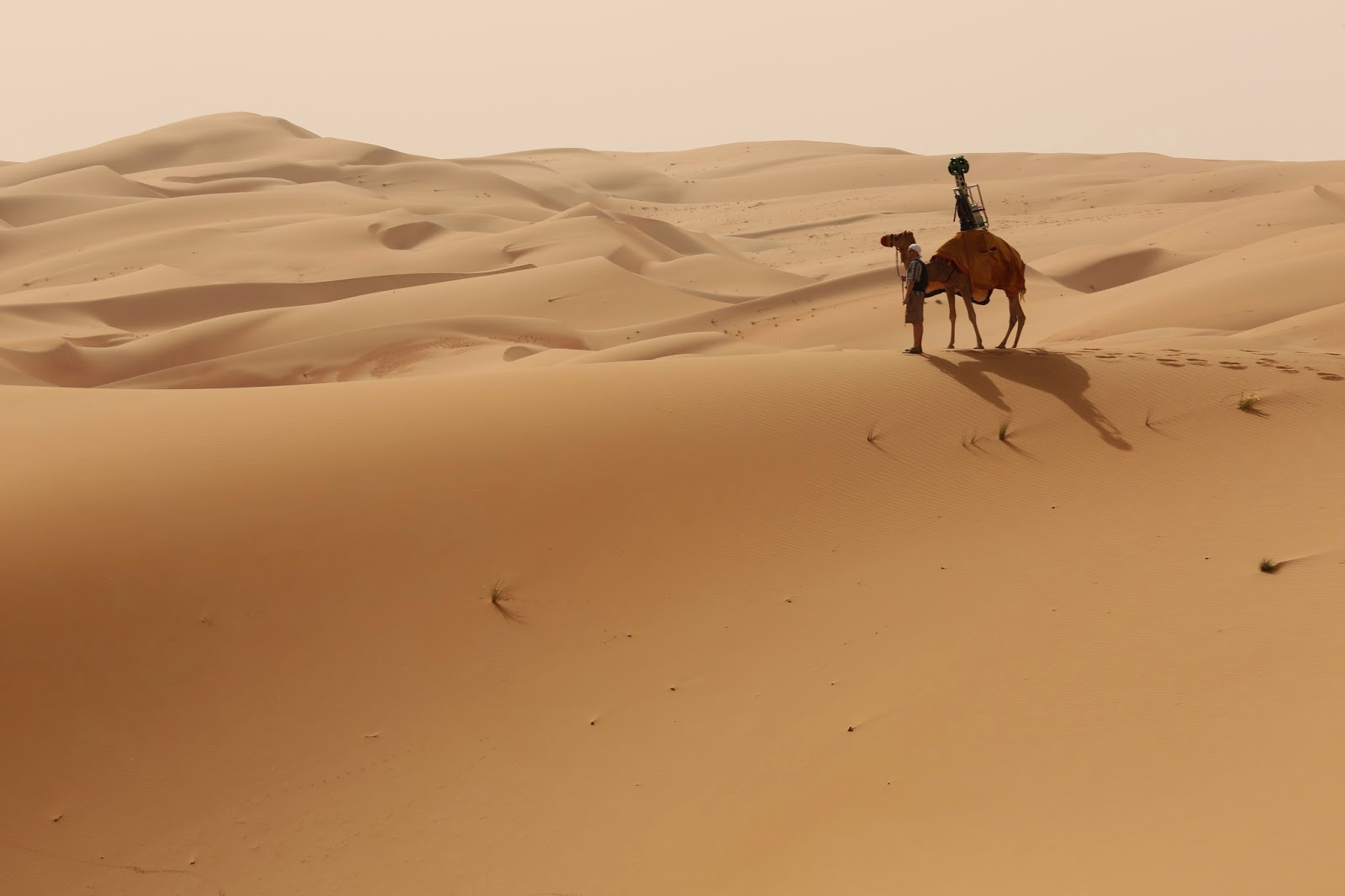 Google Lat Long Roam The Arabian Desert With Street View