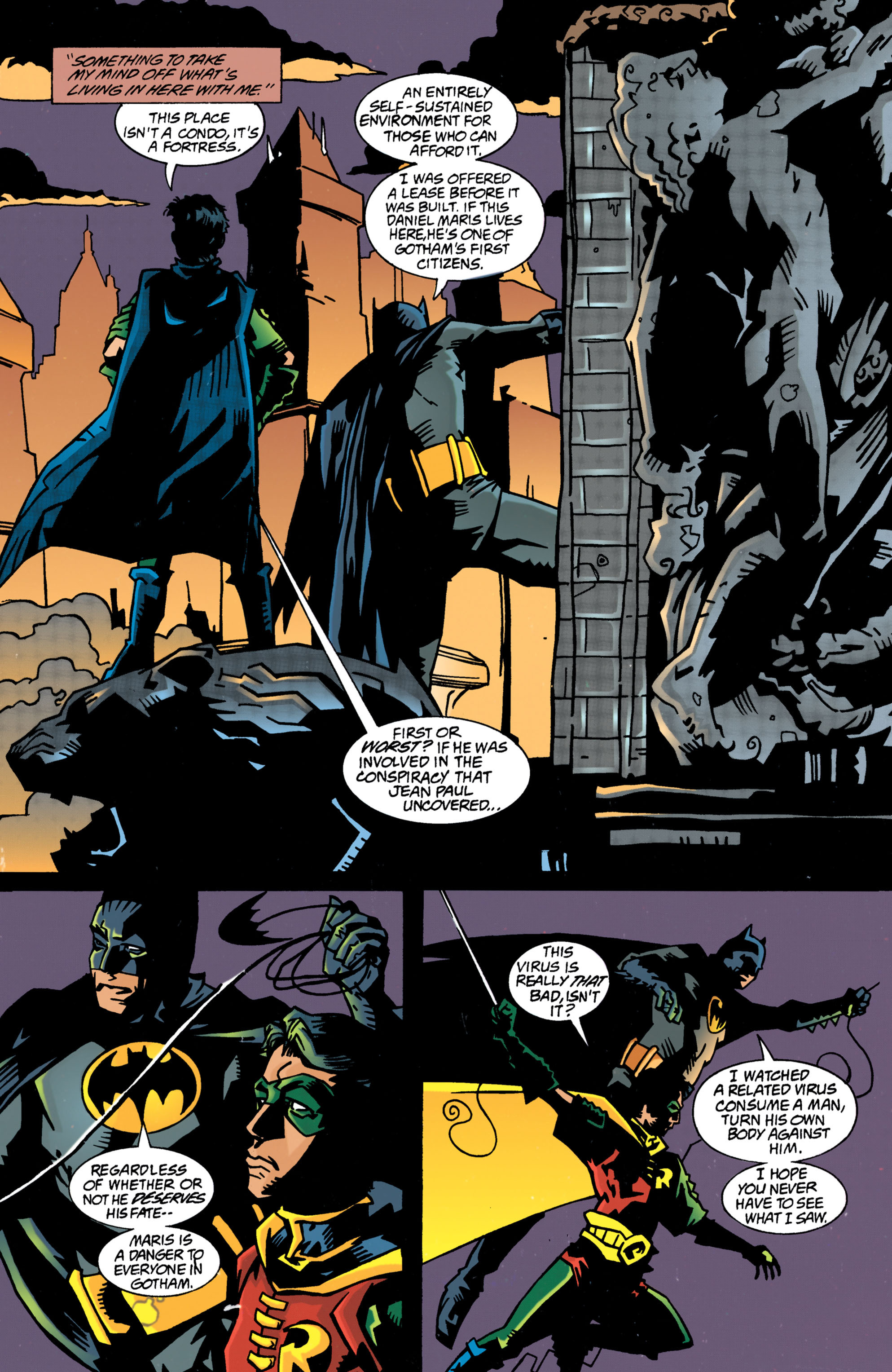 Detective Comics (1937) 695 Page 6