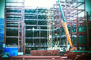 Изготовление и монтаж металлоконструкций в Киеве