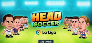 Game Head Soccer Laliga 2017 android