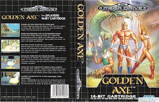 Golden Axe (BR) [ SMD ]