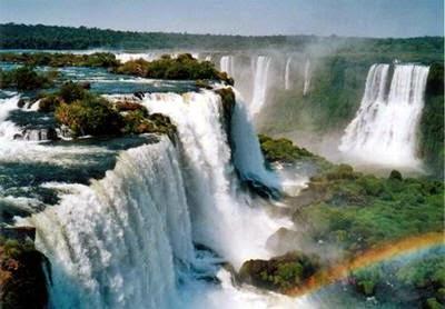 cataratas de iguazu leyenda argentina