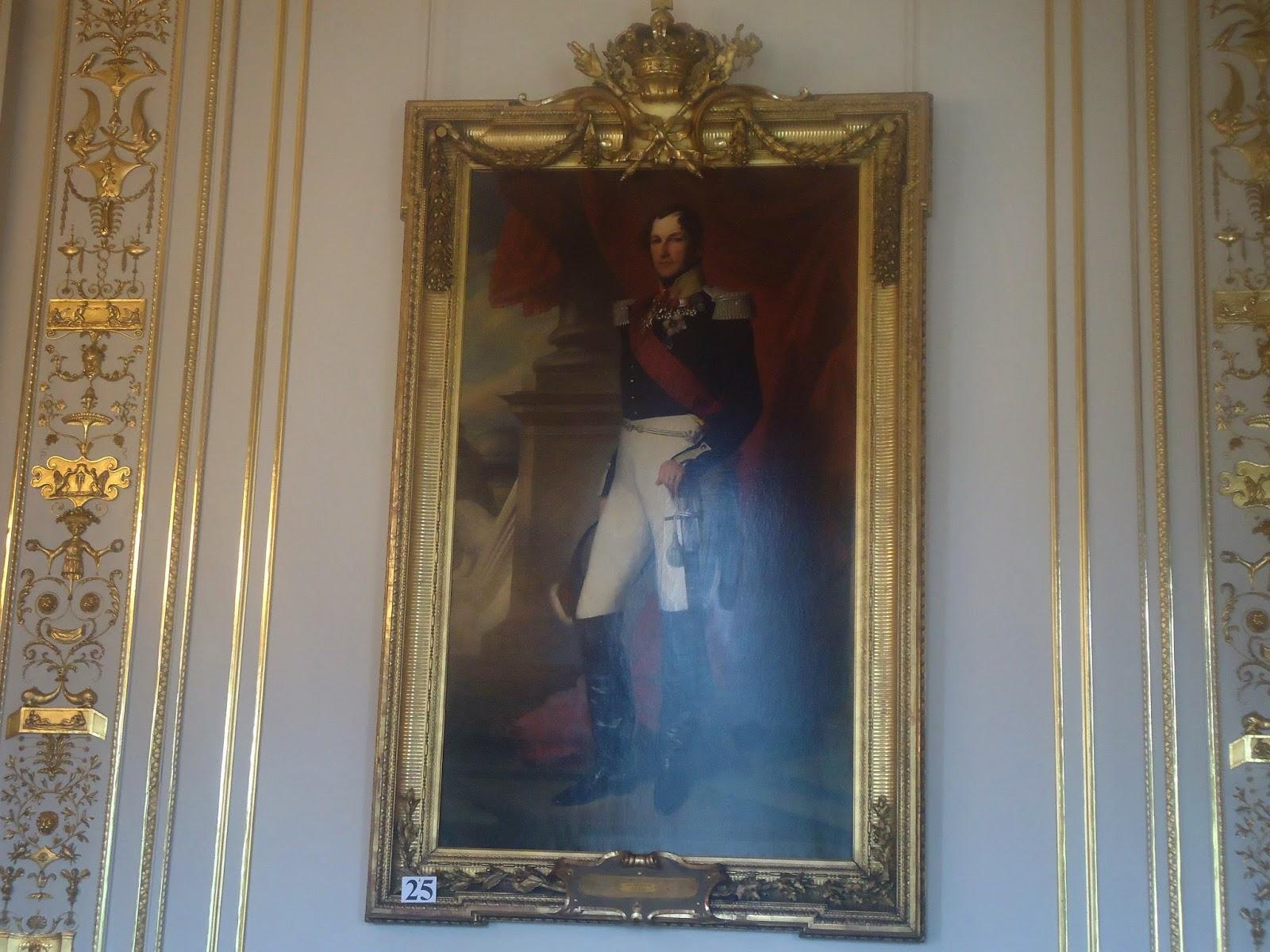 Royal Palace Belgium - Leopold I