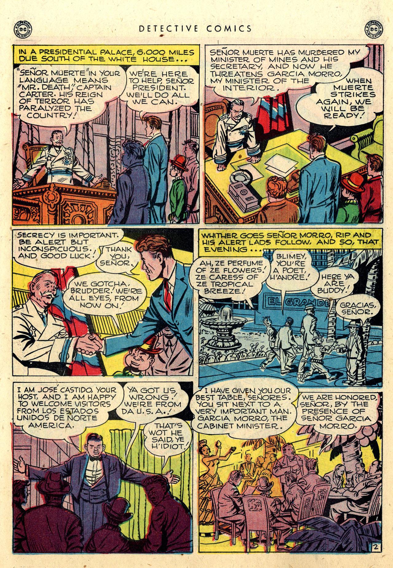Read online Detective Comics (1937) comic -  Issue #112 - 38