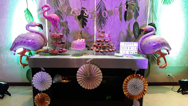 Dessert buffet by Love Viva-