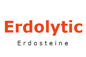 اردوليتيك كبسول طارد ومذيب للبلغم لعلاج إلتهاب الشعب الهوائية Erdolytic
