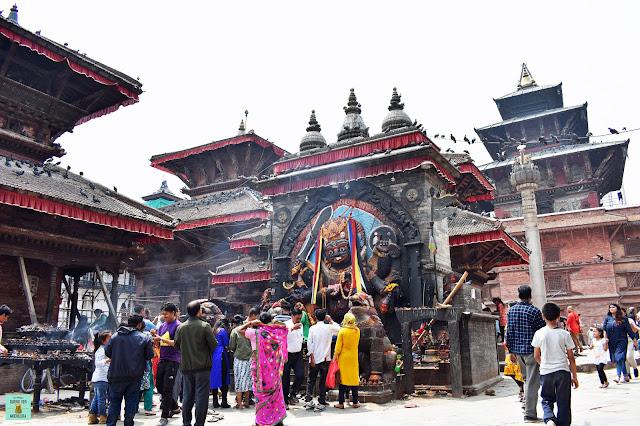 Seguro de viaje para Nepal (Durbar Square de Kathmandu)