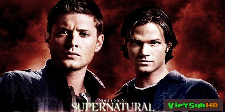Phim Siêu nhiên (Phần 5) Trailer VietSub HD | Supernatural (Season 5) 2009