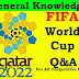 FIFA Football World Cup 2022 | Current Affairs | Part 1