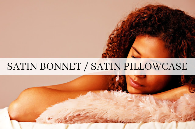 Click here to buy the MORNING GLAMOUR® SATIN STANDARD PILLOWCASES and keep your hair protected at night.