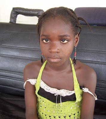 Tioluwani Okotie chris okotie child