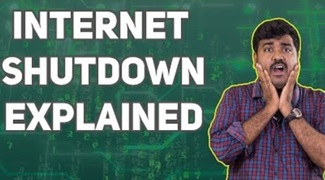 Internet Shutdown Explained | Tamil | Kichdy