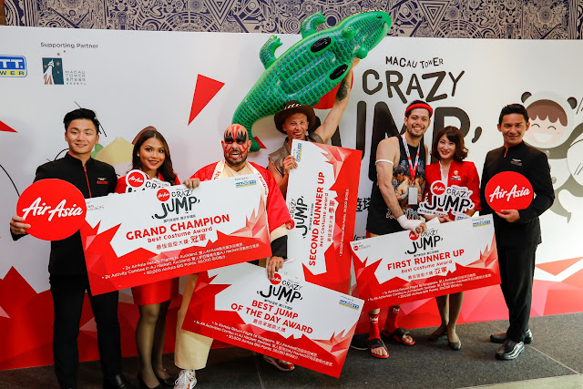 airasia crazy jump day